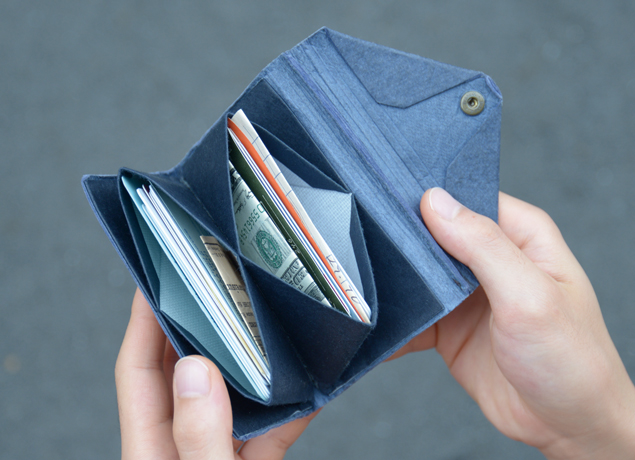 Farmer's Felt Wallets by Postalco