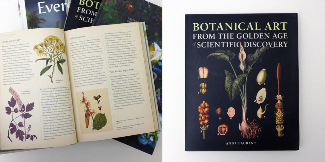 Four Flora Books