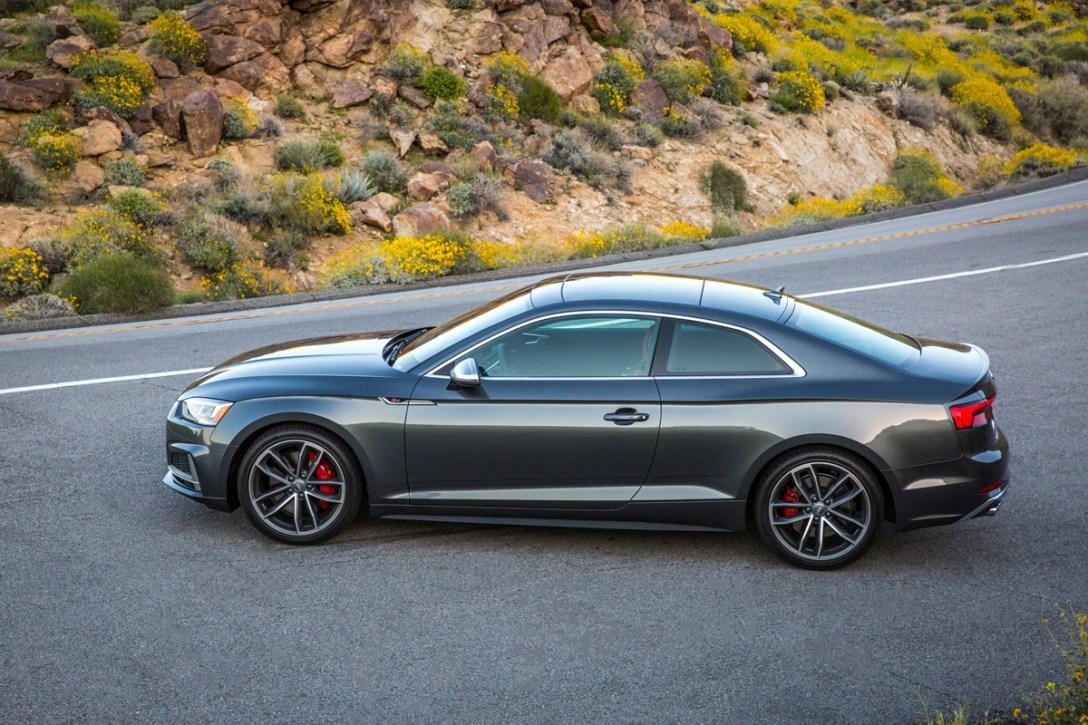 Test Drive: 2018 Audi S4 + S5