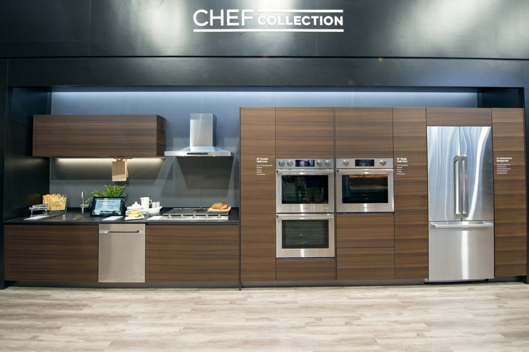 kitchen collections samsung s chef collection cool hunting 2109