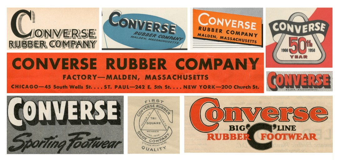 How and Why Converse Redesigned Their Logo - COOL HUNTING 836abfdb080e