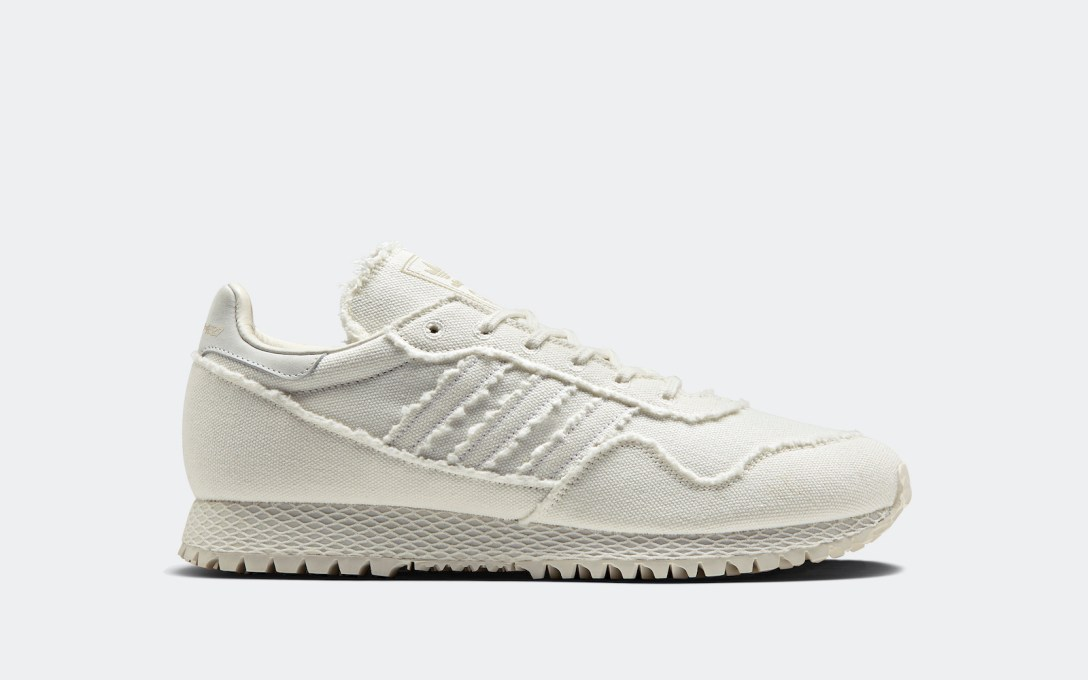 timeless design 90628 39b97 ... X Daniel Arsham New York in Gray for Men - hot sale online f66e0 c6990  How did you brief your collaborators on the Adidas side when ...