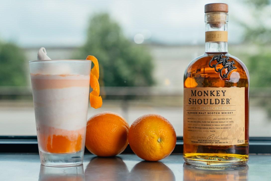 Cow Tipping Creamery Ice Cream + Monkey Shoulder Scotch Boozy Dessert Drinks