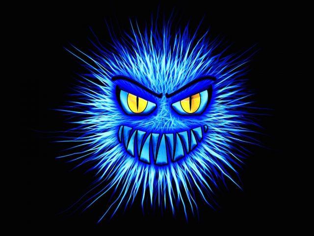 glow-in-the-dark-monster