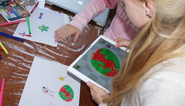 Met DrawyBook komt je tekening écht tot leven!