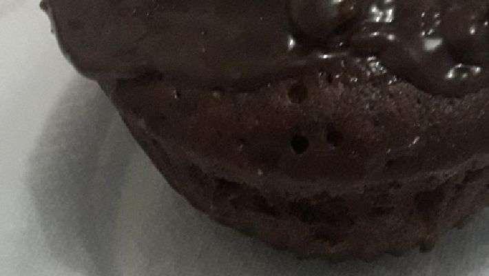 Cupcake Individual de Micro-ondas