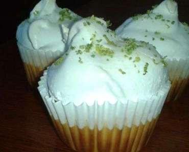 Cupcake de Torta de Limão
