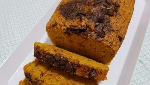 Receita de Bolo de Cenoura Low Carb da Nutricionista