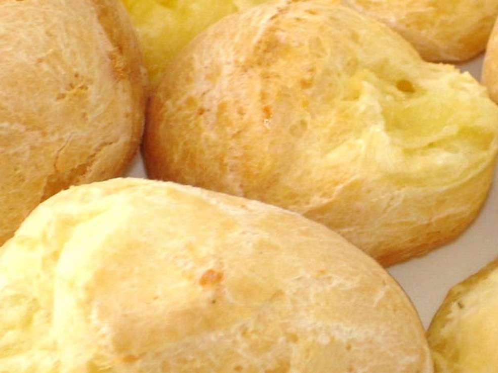 Receita Pão de Queijo no Liquidificador Fácil e Gostoso