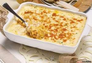 Bacalhau com Natas | 10 Melhores Receitas à Moda Portuguesa de Bacalhau com Natas Deliciosas para Almoço ou Jantar