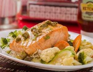 Salmão Grelhado | 10 Melhores Receitas para você experimentar em casa e sentir o delicioso Gosto do Peixe Salmão