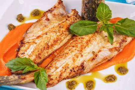 Receita de Peixe Frito Fácil