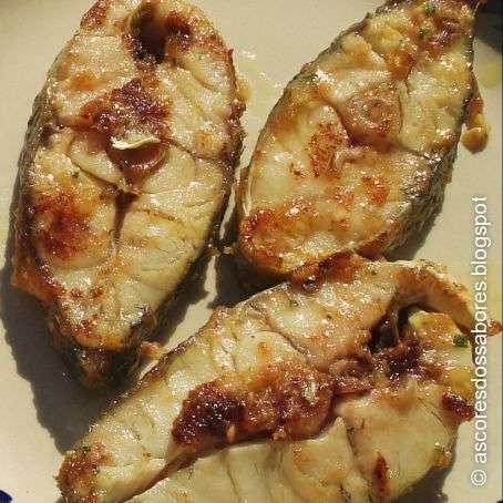 Receita de Peixe frito Balti