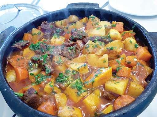 Receita de Carne Seca Batata e Abóbora