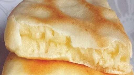Receita de Pão de Queijo de Frigideira