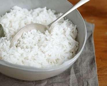 Receita de Arroz branco soltinho (4 porções)