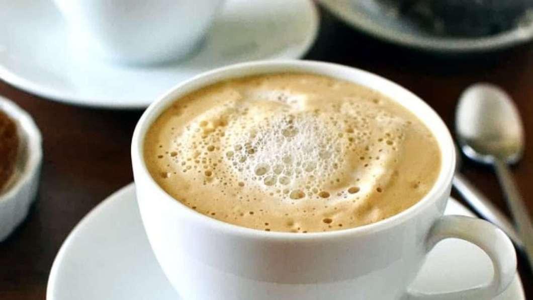 Receita de Cappuccino Trufado Caseiro