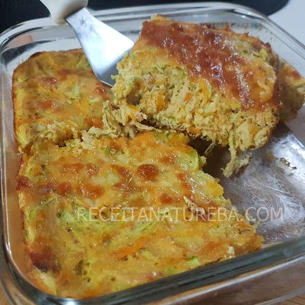 Receita de Omelete de Forno Simples da Vovô