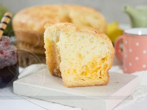 Receita de Pão de Queijo Gigante Muito Fácil