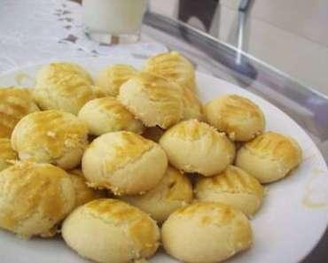 Receita de salgadinho de queijo pratico e delicioso