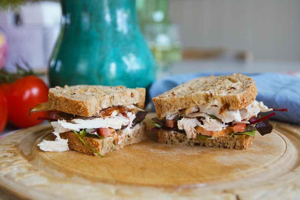 Receita de sanduíche natural de frango Ana Maria Braga