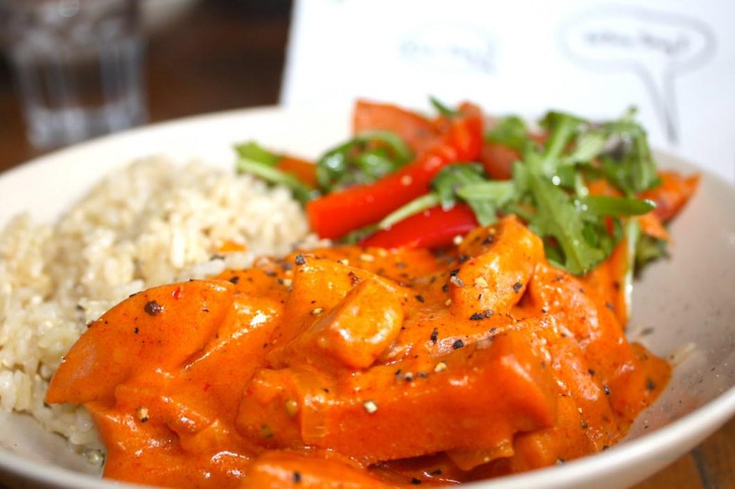 Receita de Strogonoff de Salsicha com Legumes