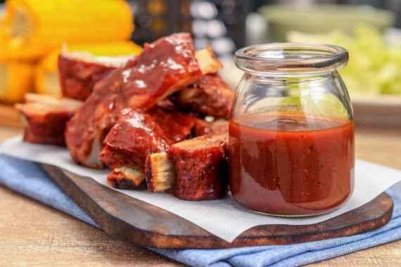 Receita de Molho de tomate para churrasco Caseiro