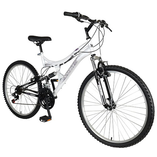 Mantis Orchid Full Suspension Mountain Bike Review