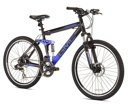 GMC Topkick Dual Suspension Mountain Bike Review