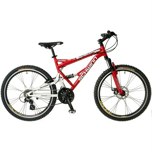 Schwinn Protocol 1.0 Men's Dual Suspension Mountain Bike Review