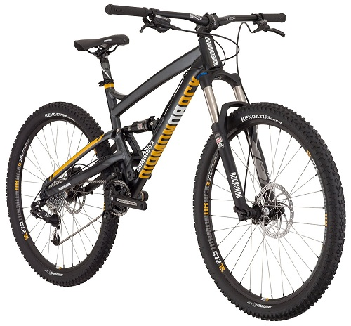 Diamondback Bicycles 2016 Atroz Comp Complete Full Suspension Mountain Bike