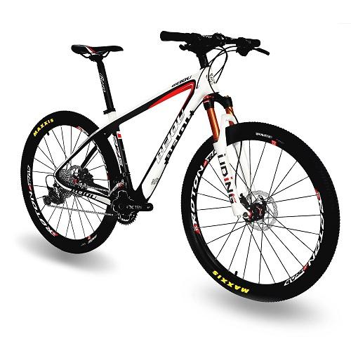 BEIOU Carbon Fiber 650B Mountain Bike Review