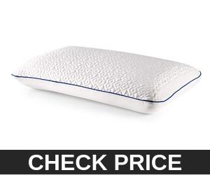Revel CustomFeel Reversible Memory Foam Pillow