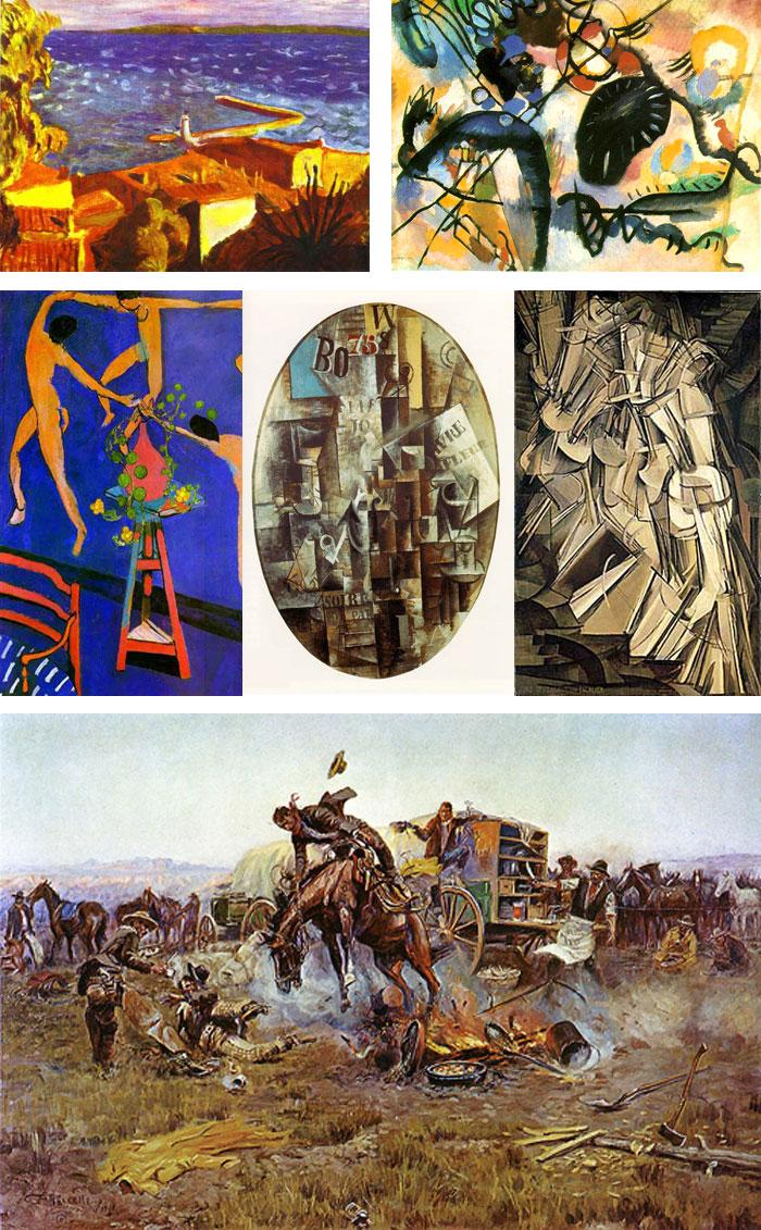western-art
