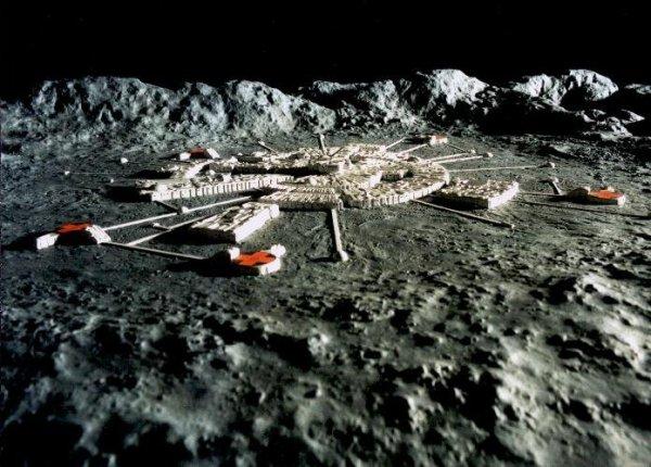 Secret Moon Base Conspiracy – Strange Unexplained Mysteries