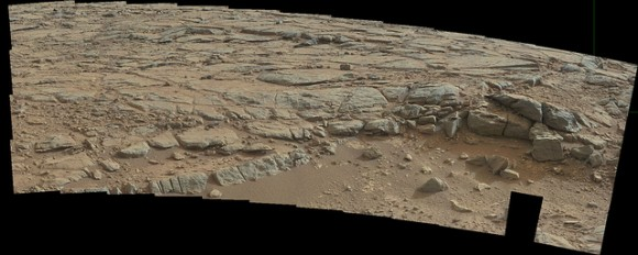 Mars rover finds ancient wall ruin on Mars? – Strange ...