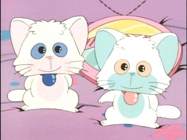 Nega y Posi de Creami Mami (Akemi Takada, 1983)