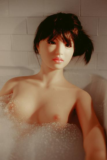 The Love Doll/Day 12 (Bathtub), 2010