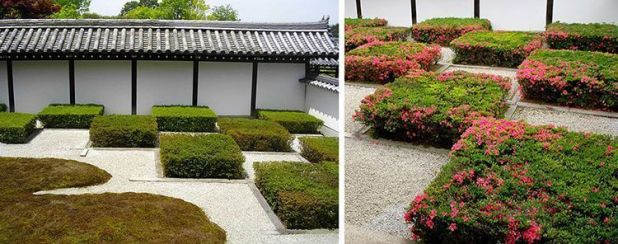 Jardines del templo Tōfuku-ji (Oeste)