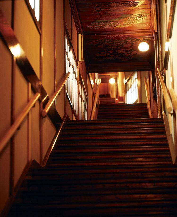 Las cien escaleras de Gajoen. ©infoseek NEWS