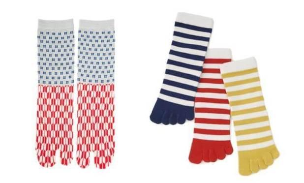 6. Los calcetines originales.