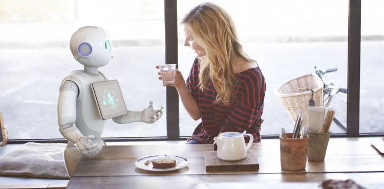 Pepper, el robot que es capaz de interactúar según tu estado de ánimo