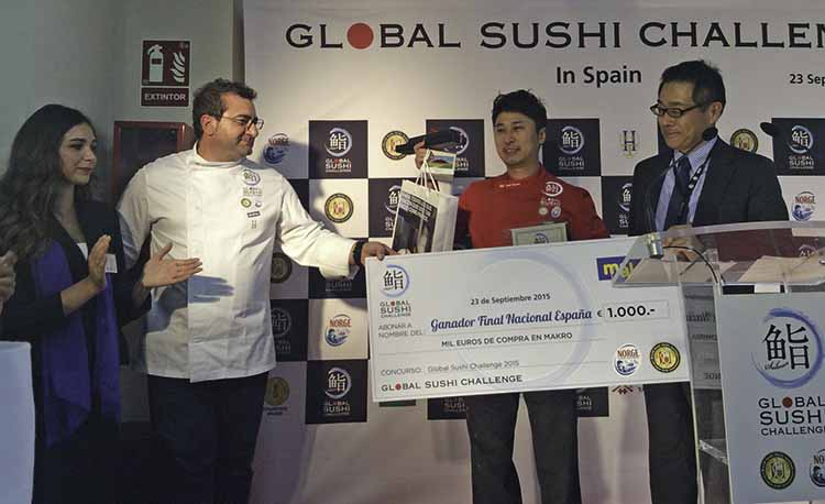 Yoshi de Tastem (Valencia) fue el primer ganador.
