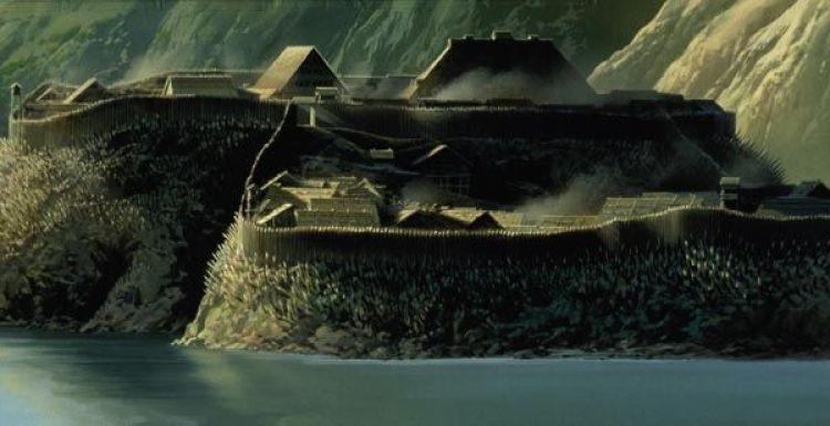 La Naturaleza en J.R.R. Tolkien y Hayao Miyazaki Ciudad del hierro