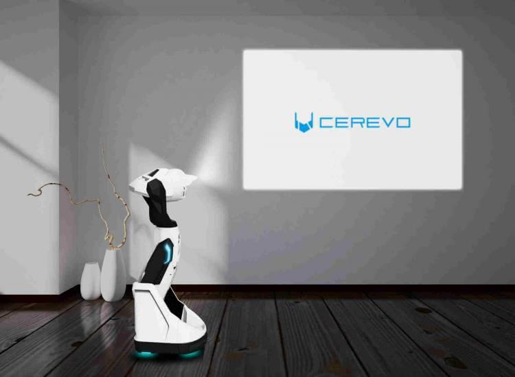 Tipron, el robot doméstico de la empresa japonesa, Cerevo