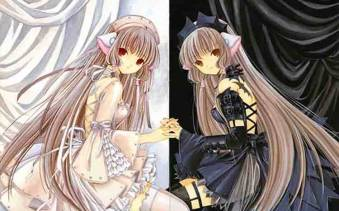 Chobits, de las CLAMP