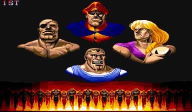 Capcom y sus 4 shitenno