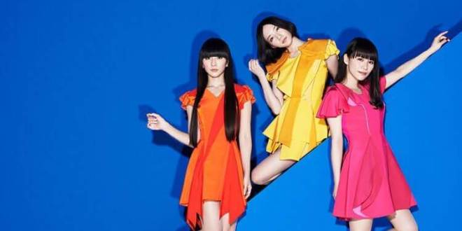 Perfume_- COSMIC EXPLORER promo