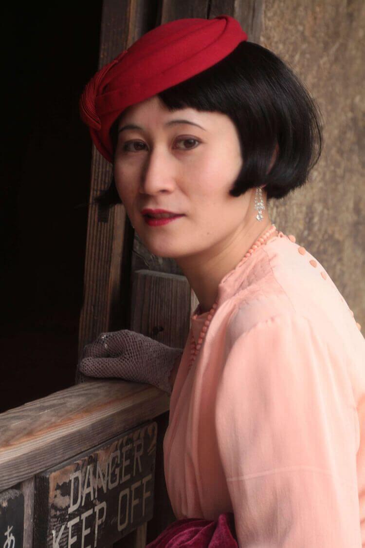 Kayo Asai.