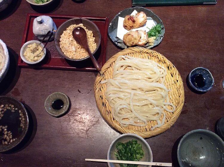 Udon de Kamachiku.